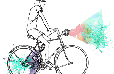 Primo Bando Bicicinema per Street Artist
